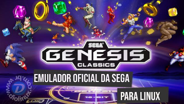 SEGA Mega Drive & Genesis Classics agora disponível para Linux