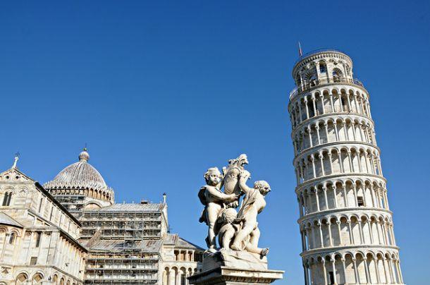 Pisa, Tuscany-Italy