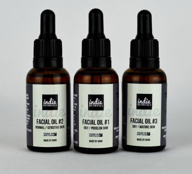 Interview with Indie Botanicals facial oils