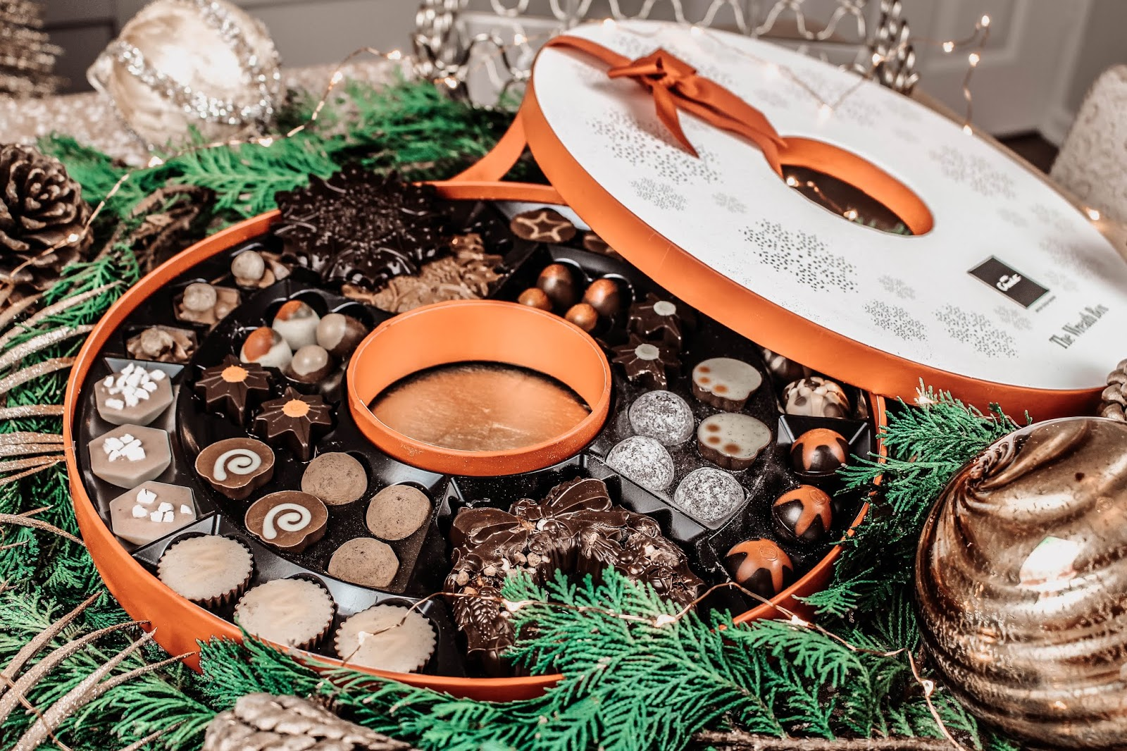 Hotel Chocolat Christmas Wreath In A Box Lifestyle Blog