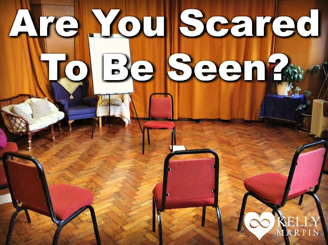 Are You Scared To Be Seen