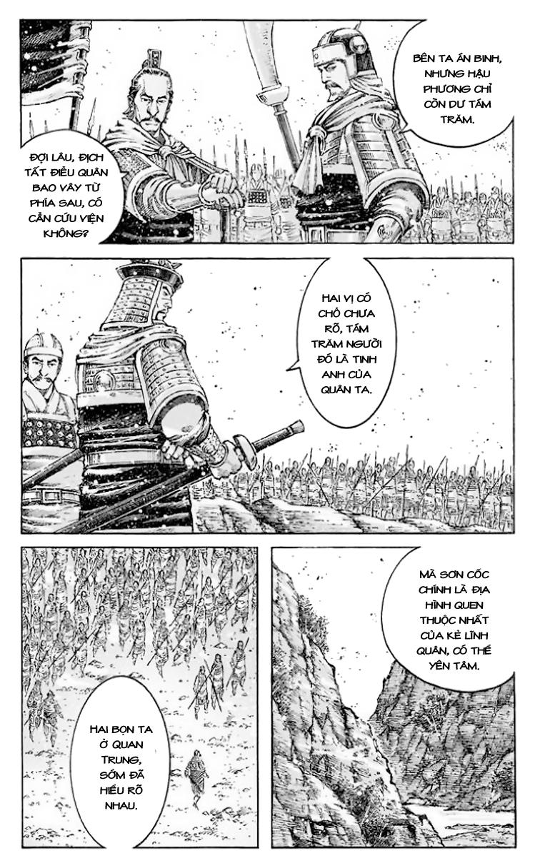 Hỏa phụng liêu nguyên Chương 511: Phục binh cao hạ trang 15
