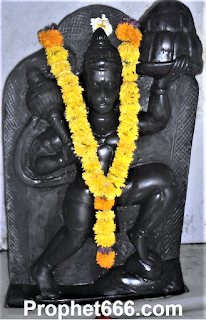 Idol of Hanuman By Prophet666.com