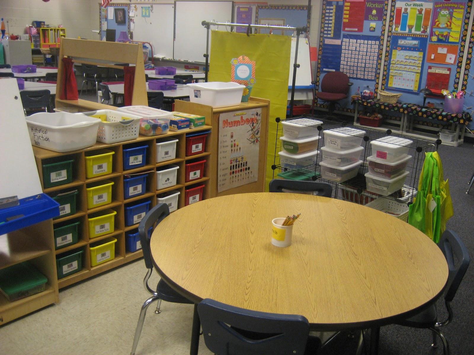 Kinder Doodles Classroom Tour