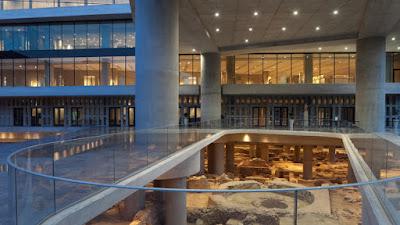 1.666.286 επισκέπτες τον τελευταίο χρόνο στο Μουσείο Ακρόπολης