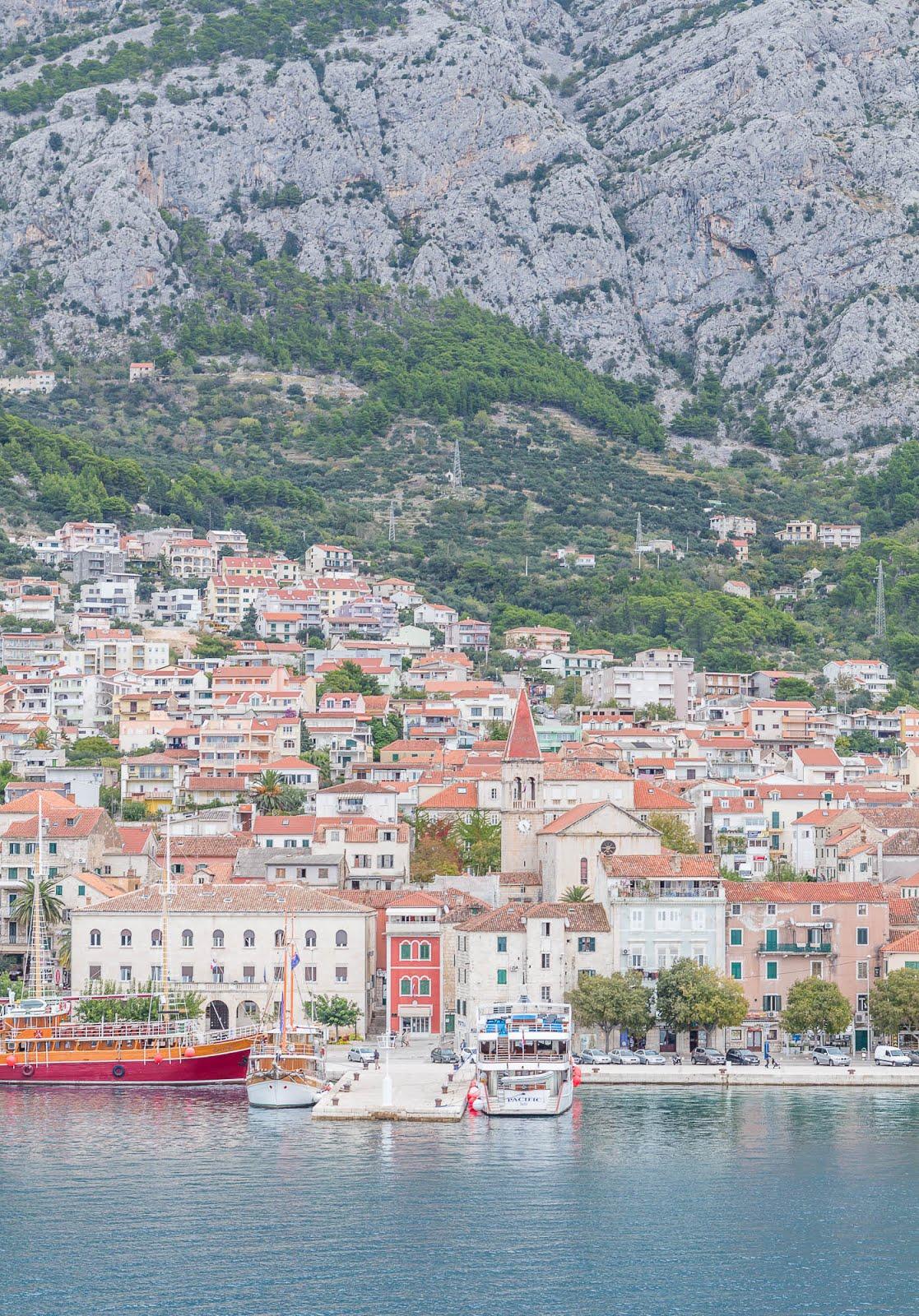 Croatie Makarska