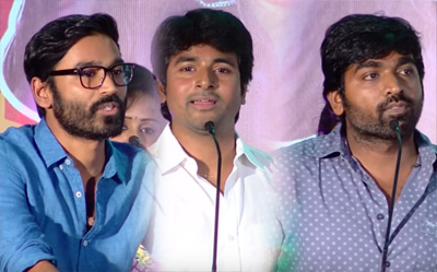 MIP New Tamil Movie Audio Launch – Dhanush |Sivakarthikeyan |Vijay Sethupathi |Kichcha Sudeepa – Mus