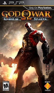 God of War Ghost of Sparta For PSP