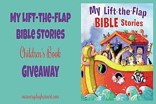Children's Book Giveaway