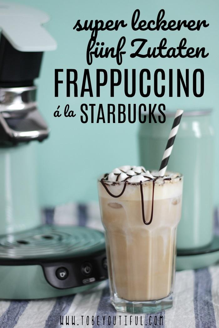 Frappuccino Starbucks Rezept