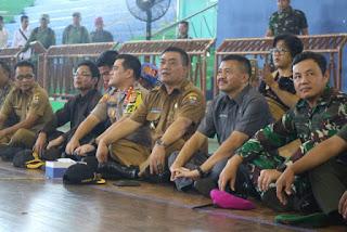 Kapolres Cirebon Kota, Linmas Sangat Meringankan Tugas-Tugas Kepolisisan