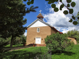 arroyo seco nm church