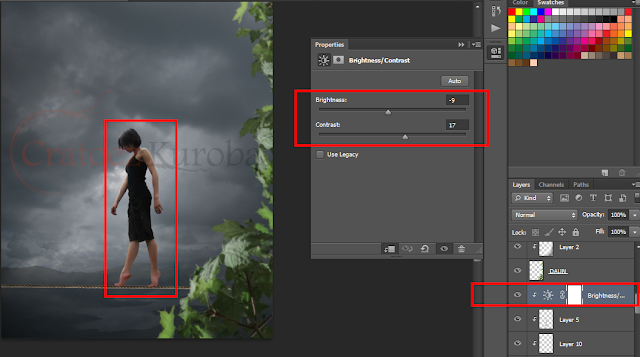 Tutorial Photoshop - Tehnik Digital Imaging Manipulasi Photoshop Paling Mudah