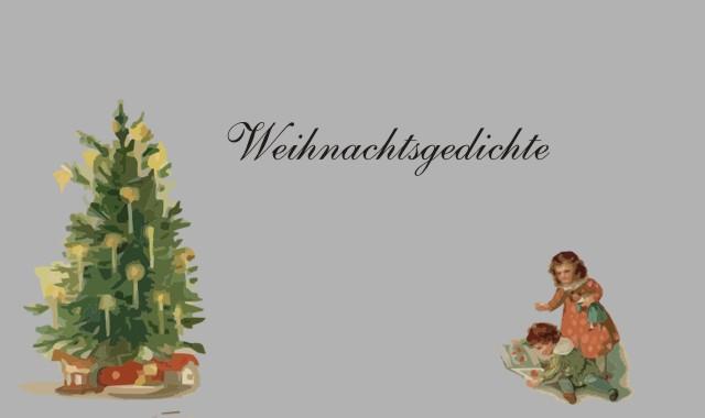 25 weihnachtsgedichte deutscher dichter - Goethe weihnachten zitate ...