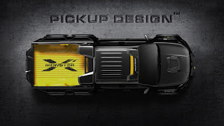 Mercedes-Benz X-Class Pickup Design 6x6