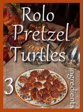 http://jbiggslittlepieces.blogspot.com/2013/11/rolo-pretzel-turtles.html