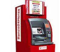 Saque INSS agora no Banco24Horas