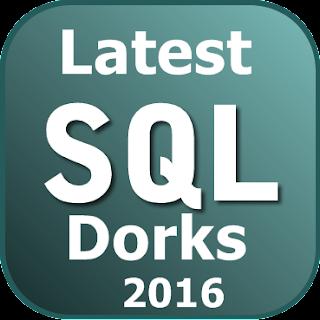 DAFTAR SQL INJECTION VULNERABLE WEBSITE 2016
