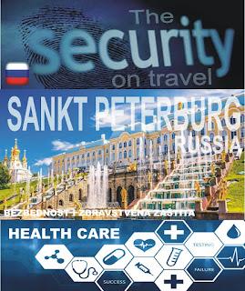 Sankt Peterburg, bezbednost i zdravstvena zaštita