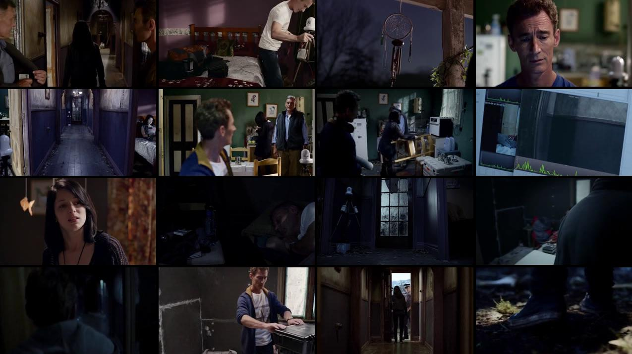 The Dead Room 2016 DVDRip 200MB