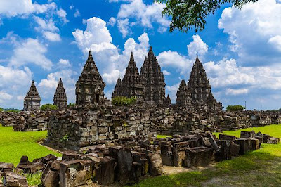 4 tourist attractions in Central Java best and mandatory in Visit