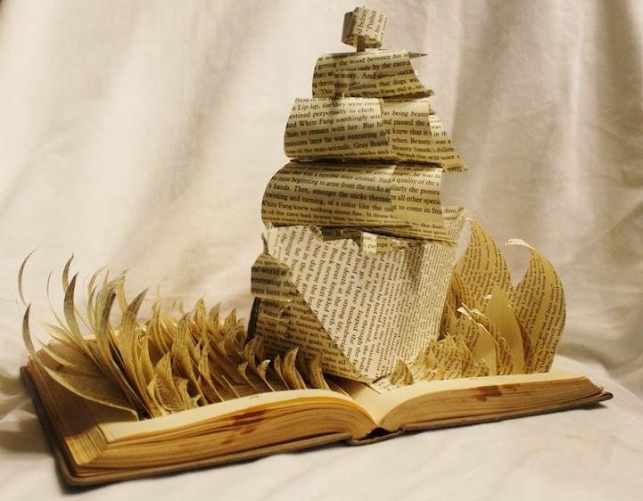 Folded Book Crafts