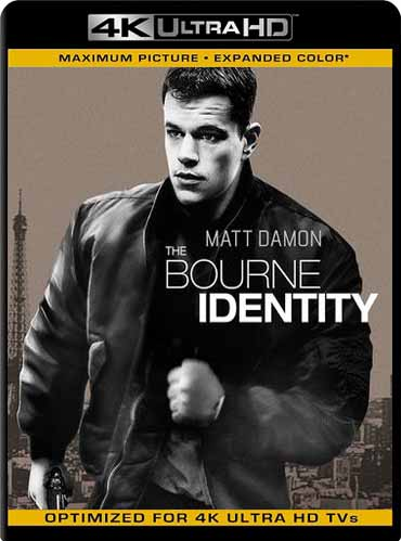 El caso Bourne (2002) 2160p 4k UHD HDR Latino [GoogleDrive] SilvestreHD
