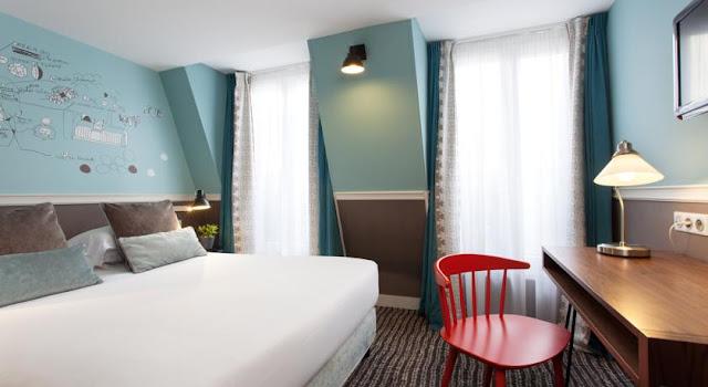 Hotel des Trois Poussins em Paris