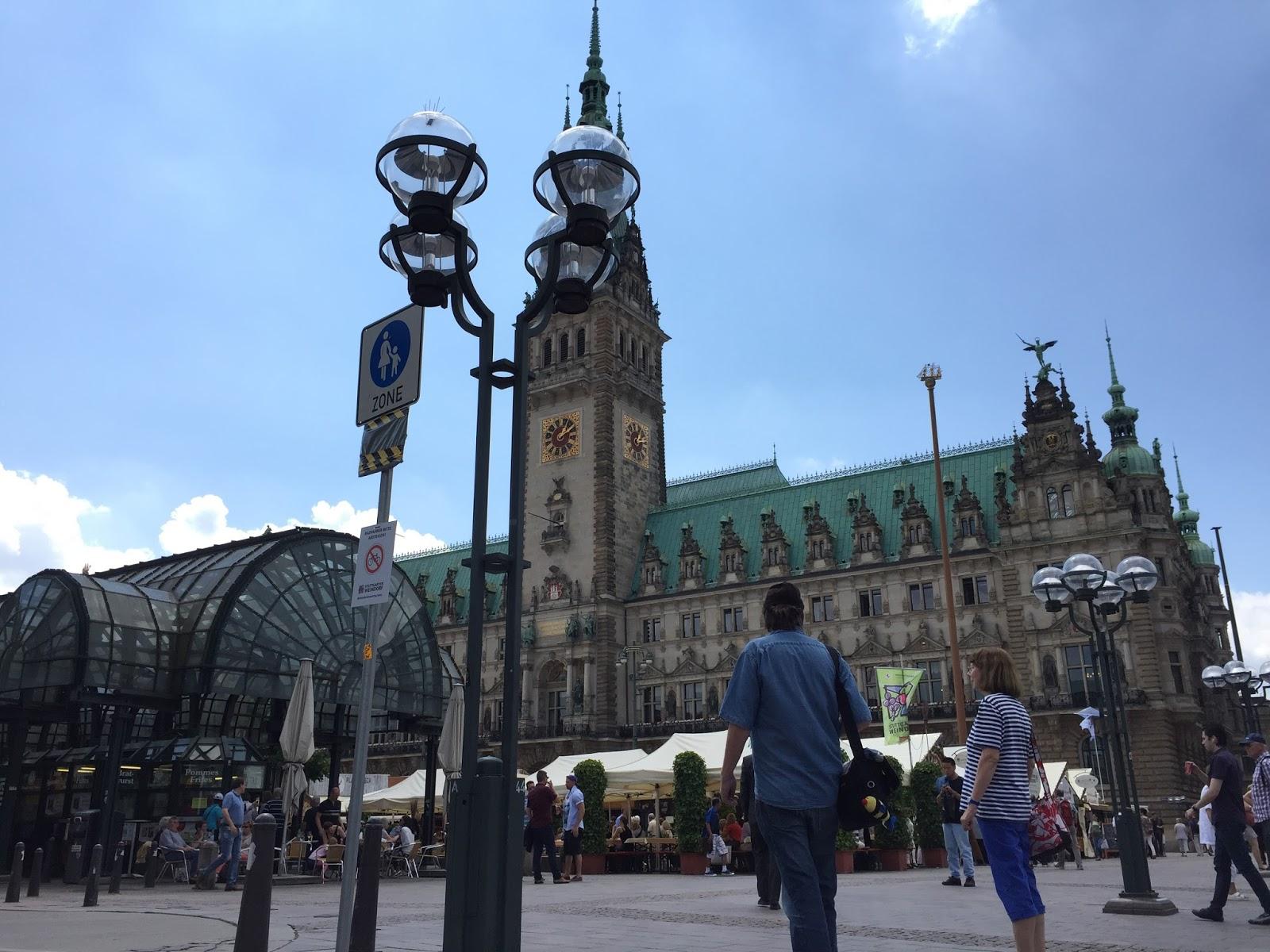 Rita的德國採購&旅遊日記: 德國遊記~~漢堡Hamburg Lake Alster 阿爾斯特湖及周邊景點