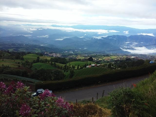 mountain of costorica