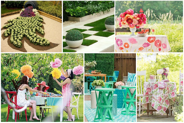 Home Garden Decorations Ideas For Summer 2018