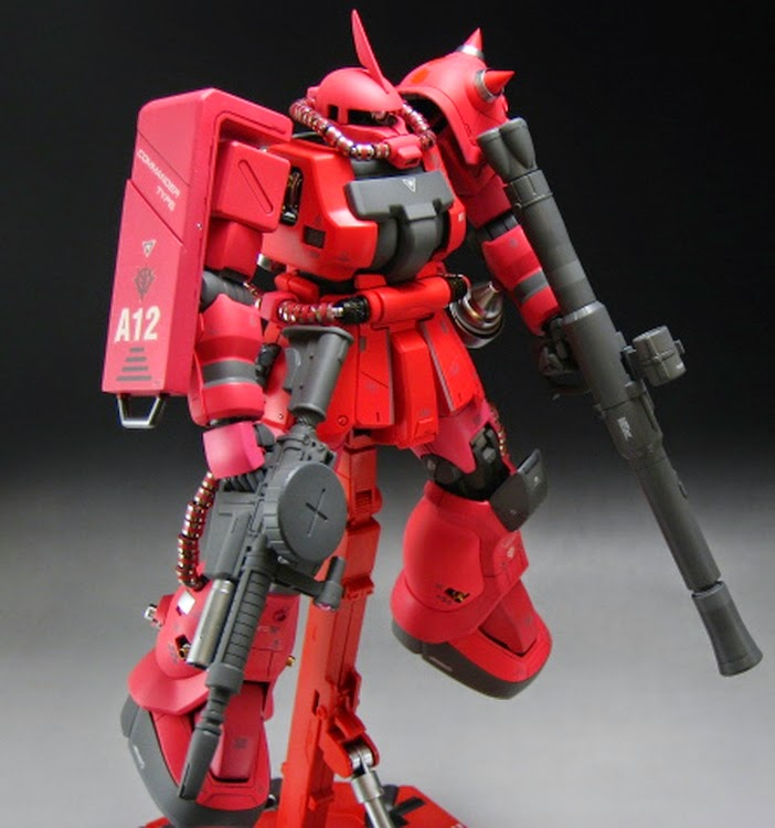 Custom Build: MG 1/100...