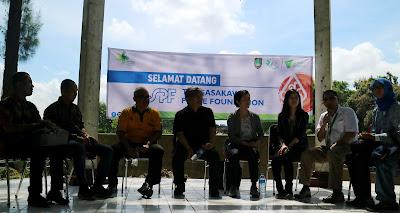 Exploring Cooperation Sasakawa Peace Foundation (SPF) With Dompet Dhuafa (DD) To Revitalizing Gesang Park