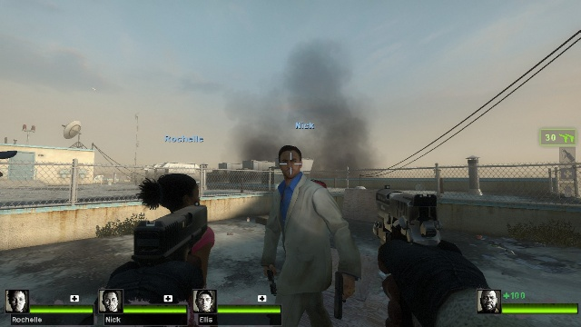 Download Left 4 Dead 2 PC Games Gameplay