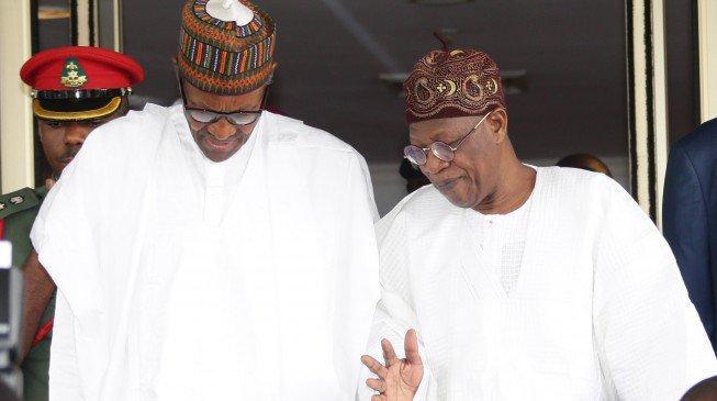 Buhari and Lai Mohammad