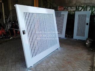 jasa pembuatan pagar rumah minimalis