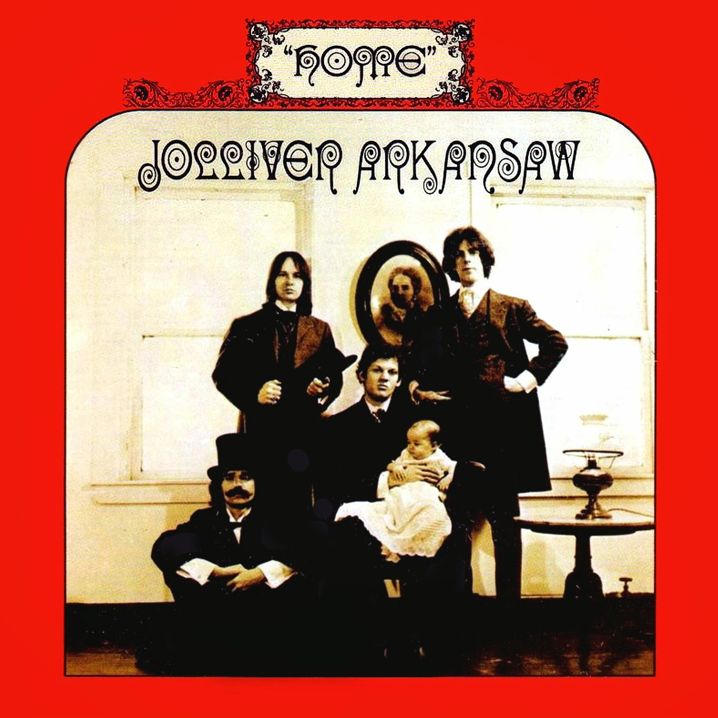 Jolliver Arkansaw - 'Home' LP