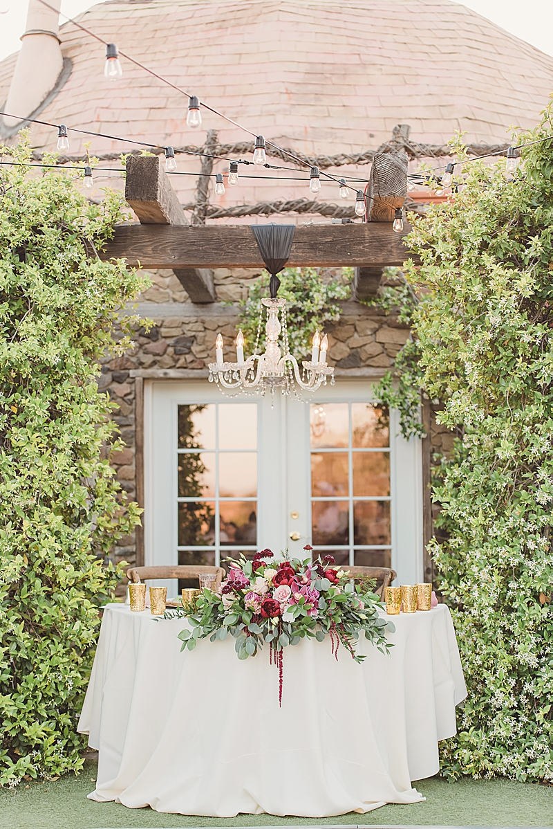 Saddlerock Ranch Wedding.Elegant Saddlerock Ranch Mountaintop Wedding Southern California