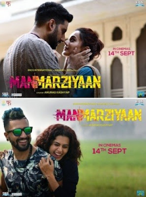 #instamag-check-out-abhishek-bachchan-taapsee-pannu-and-vicky-kaushal-on-manmarziyaan-poster