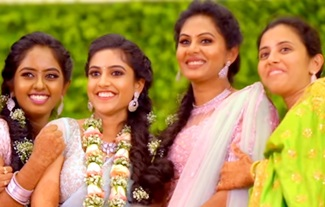 Salem Grand Kongu Wedding Film | Prabhu & Khavieeya Sriee