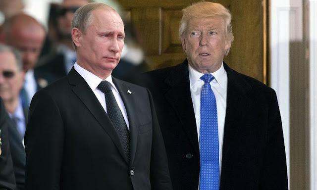 Трамп должен отказаться от встречи с неадекватным Путиным