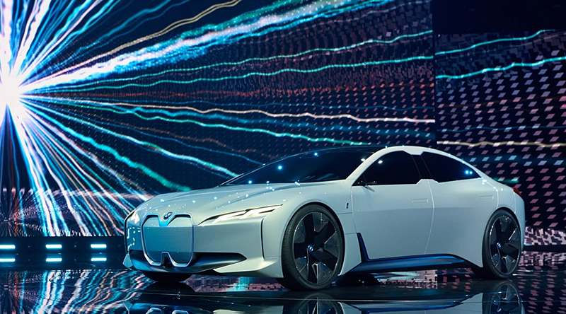 2020 bmw i5 Electric Vision Dynamics Concept Review
