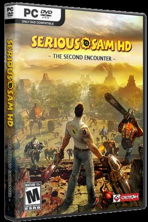Serious Sam HD - Katılımsız Oyun cover