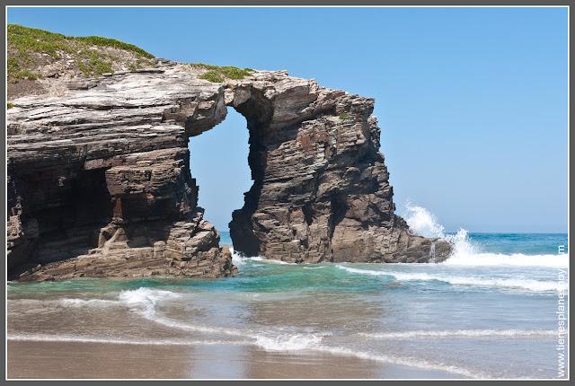 Playas de Galicia: Playa de las Catedrales