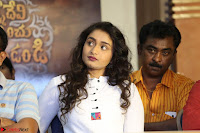 Kiran Chetwani with Janani Iyyer and others at Lakshmi Devi Samarpinchu Nede Chudandi Movie Interview 001.JPG