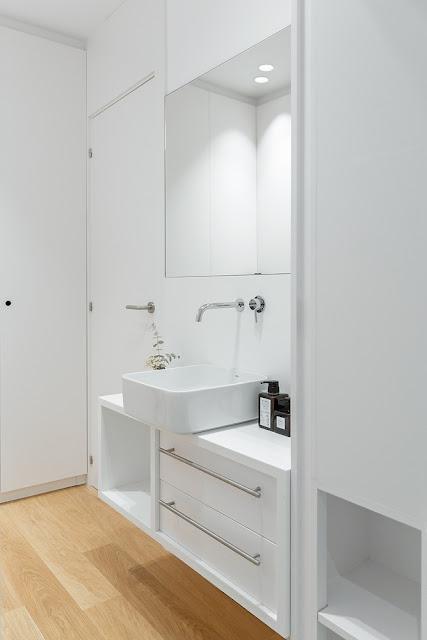 Дизайн-проекты. Реконструкция исторической квартиры в Барселоне