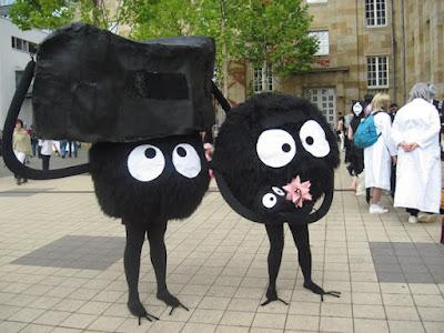 Studio Ghibli Halloween Costumes: Spirited Away