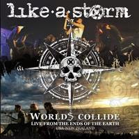 [2013] - Worlds Collide - Live From The Ends Of The Earth (2CDs)