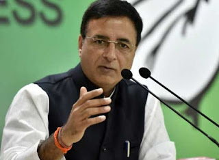 130000-crore-rafale-scam-for-private-sector-surjewala
