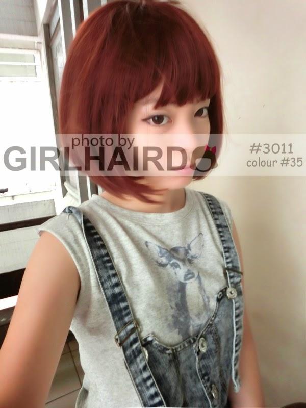Tremendous 3011 New Thick And Round Mushroom Bob Wig 4 Colours Short Hairstyles Gunalazisus